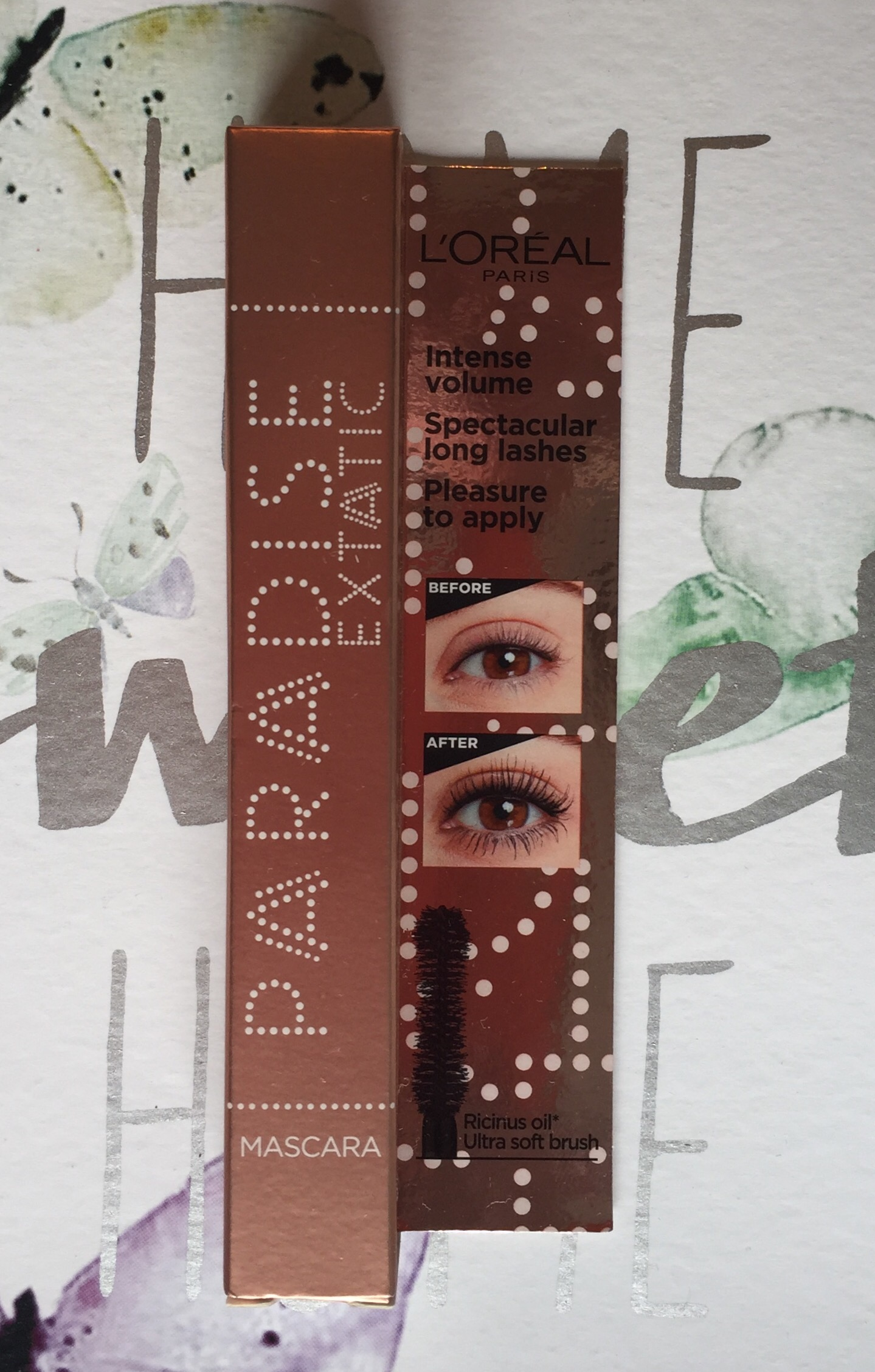 001cdc9ec62 This is such a hyped product on YouTube at the moment (under the American  title Lash Paradise – why do brands do that??!!) It is the dupe of the  season but ...